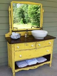 Best  Dresser Sink Ideas On Pinterest Dresser Vanity Vanity - Kitchen sink in bathroom