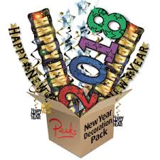 new years party packs happy new year party supplies