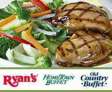 Ryan Buffet Coupon by Themeparkmama Garfield Is Now At Ryan U0027s Hometown Buffet And Old