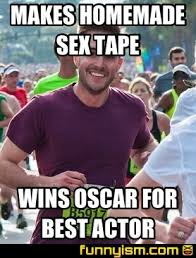 Sex Tape Meme - makes homemade sex tape wins oscar for best actor meme factory