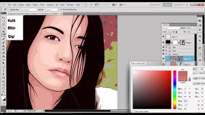 vector skin tone tutorial tutorial simple shading skin vector x vexel cassandra sheryl with