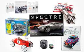gifts for car enthusiasts and petrolheads