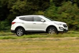 hyundai suv uk hyundai santa fe review auto express