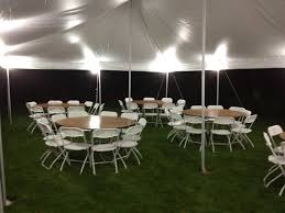table and chair rentals nj party tent rentals nj lucky amusements