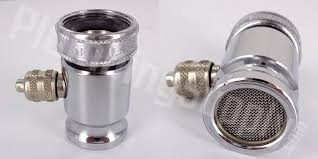 aerator kitchen faucet replacement faucet aerators and adapters