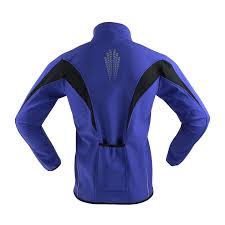 arsuxeo men sports cycling clothing bike bicycle winter coat