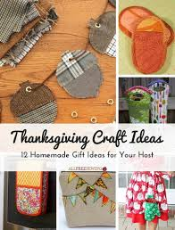 thanksgiving craft ideas 12 gift ideas for your host
