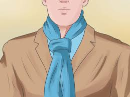 ways to wear short scarf for a more fashionable look 5 ways to wear a scarf for men wikihow