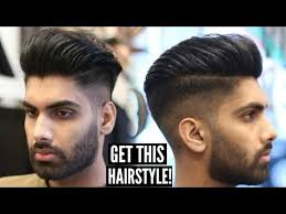 enrique iglesias hair tutorial songs in skin fade pompadour mens hairstyle haircut tutorial