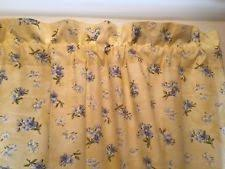 Floral Lined Curtains French Country Floral Lined Curtains Ebay