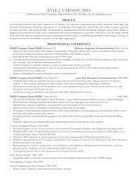 Resume Format For Mba Marketing Fresher Resume Format Mba Marketing Fresher