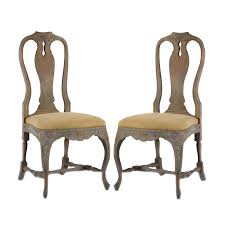 distressed french dining chairs antiqued chairs french chairs