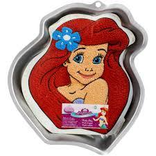 wilton halloween cake pans wilton disney princess ariel cake pan