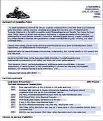 resume tips and exles kart parts buy or sell kart driving tips racing karts tech tips