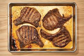 restaurant style pork chops recipe nyt cooking