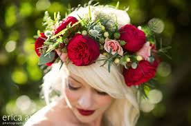 crowning floral spray floral crowns flowers to wear part 4 of 5 sophisticated floral