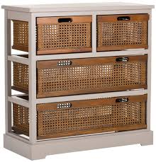 Drawer Storage Units Amh6504c Storage Furniture Furniture By Safavieh