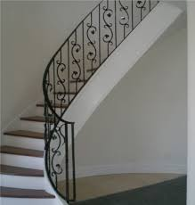 Wrought Iron Banister Combining Wood Stair Parts With Wrought Iron Balusters Blog