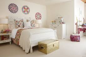 Chandeliers For Girls Rooms Very Soft Pale Pink Rounded Cushion Girls Bedroom Ideas For Small