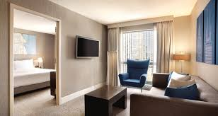 Comfort Photo Hilton Chicago Magnificent Mile Suites Hotel