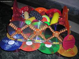 recycling of waste material handmade crafts ideas best out of