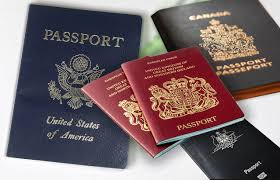 looking at how to get a passport or for passport renewal online