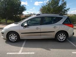 second hand peugeot for sale second hand peugeot 207 sw for sale san javier murcia costa blanca