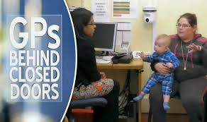 behind closed doors gp treats immobile child unable to stand or
