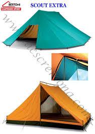 tenda jamboree tenda scout bertoni capannone 8 posti acscremona
