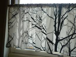 Gray Cafe Curtains Inspiration Of Gray Cafe Curtains And White And Gray Master