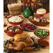 the cost of thanksgiving dinner has dropped again according to
