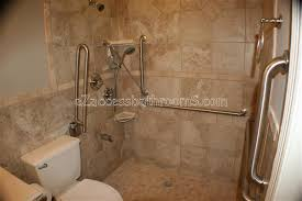 Handicap Bathroom Remodeling Youtube Wheelchair Accessible - Bathroom designs for handicapped