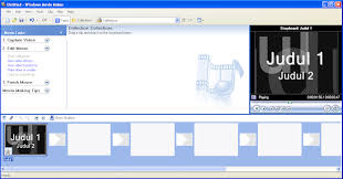membuat intro video dengan movie maker cara membuat opening video dengan movie maker tutorial microsoft