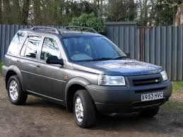 2001 land rover freelander v6i es auto u2013 leather interior