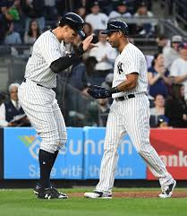 Yankees Prospect Showdown Aaron Judge Vs Gary Sanchez - yankees vs blue jays yankee stadium baseball games and jay