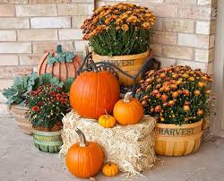 Fall Hay Decorations - strongandcourageouswomen com wp content uploads 20