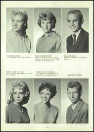 find a yearbook 1961 of the world high school yearbook via classmates