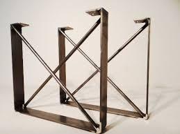 U Shaped Table Legs He Encontrado Este Interesante Anuncio De Etsy En Https Www Etsy