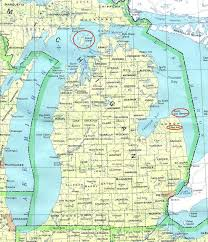 Great Lakes North America Map by The Great Lakes God U0027s Geography