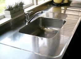 Stainless Steel Bench With Sink Bench Tops Metal Works Engineering Services