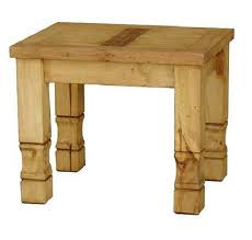 antique wood end tables solid wood end table handmade antique vintage rustic style wormwood