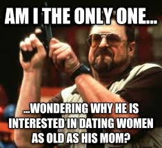 Ok Cupid Meme - regarding the person that was matched with his mom on okcupid meme guy