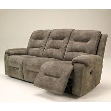 Power Recliner Sofas Rotation Smoke Reclining Sofa W Power Reclining Sofas Living