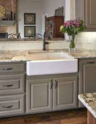 granite composite farmhouse sink granite apron sink patented design custom retrofit stainless steel