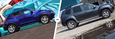 nissan terrano vs renault duster nissan juke vs dacia duster u2013 budget suv battle carwow