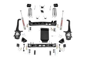 nissan juke lift kit rough country 4in suspension lift u2013 04 15 titan u2013 nissan race shop