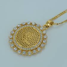 gold new necklace images Anniyo new turkey coin necklace for women gold color arabic coins jpg