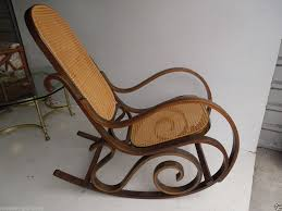 solid wooden rocking chairs