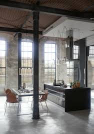 Loft Industrial by Kagadato Selection The Best In The World Loft Interiors Design