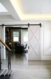 8 Foot Tall Closet Doors by Best 25 Double Barn Doors Ideas On Pinterest Double Sliding
